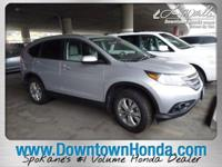 AWD - LEATHER - The 2013 Honda CR-V remains one of the