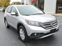 Options:  2013 Honda Cr-V Ex-L|Awd Ex-L 4Dr Suv|One