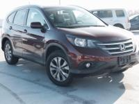 New Price! Recent Arrival! Certified. 2013 Honda CR-V