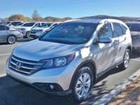 CARFAX One-Owner. Clean CARFAX. 2013 Honda CR-V EX-L