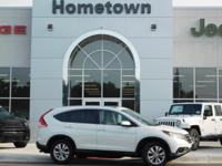 Options:  2013 Honda Cr-V Awd 5Dr Ex-L|Roof - Power