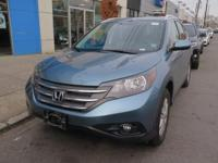 Recent Arrival! 2013 Honda CR-V EX-L CARFAX One-Owner.