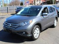This 2013 Honda CR-V EX-L is proudly offered by