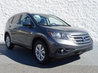 EX-L trim. Honda Certified, ONLY 49,588 Miles! JUST
