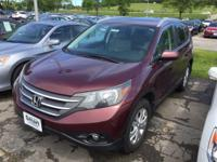 This 2013 Honda CR-V EX-L/NAVI is offered to you for