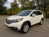 Options:  2013 Honda Cr-V Below Market Value!!!..No