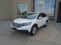 Looking for a clean, well-cared for 2013 Honda CR-V?