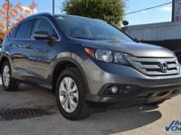 Come see this 2013 Honda CR-V EX-L. Its Automatic