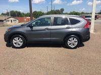 Gasoline! Don't wait another minute! The CR-V has a