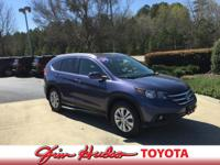 Options:  2013 Honda Cr-V Ex-L With 48|780 Miles. When