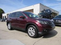 2013 Honda CR-V EX-L ** MOONROOF **  SUPER NICE AND