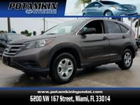 2013 Honda CR-VLX and 151 checpoint inspection!.