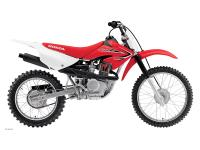 The CRF100F from Honda. the 99 cc engine Pro-Link