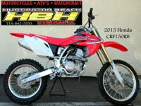 2013 Honda CRF150R Expert IN STOCK NOW! Come check out