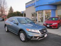 CLEAN ACCIDENT FREE CARFAX, 2013 HONDA CROSSTOUR EX,