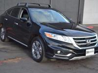 This 2013 Honda Crosstour 4dr 4WD V6 5dr EX-L features