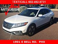 JUST ARRIVED ** CROSSTOUR EX-L ** ONLY 32K MILES ** 1