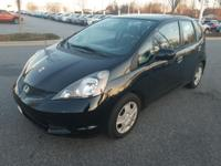 2013 Honda Fit FWD 5-Speed Automatic 1.5L 16V
