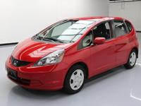 2013 Honda Fit with 1.5L I4 Engine,Automatic