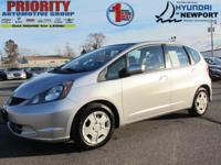 The used 2013 Honda Fit in Middletown, RI is ready for