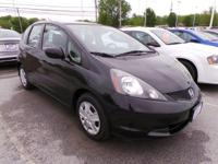 Check out this 2013 Honda Fit Base. Its Automatic
