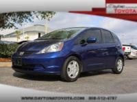 2013 Honda Fit Hatchback, *** 1 OWNER *** CLEAN VEHICLE