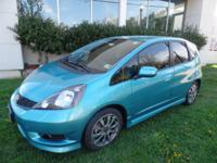 Looking for a clean, well-cared for 2013 Honda Fit?