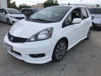 Options:  2013 Honda Fit Sport|Taffeta