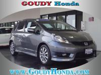 *** Honda Certified *** ALL SCHEDULED MAINTENANCE UP TO