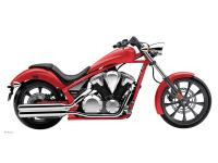 2013 Honda Fury (VT1300CX) RED or BLACK the Look. See
