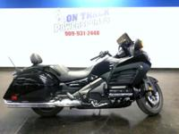 2013 HONDA GOLDWING F6B DELUXE We offer financing for