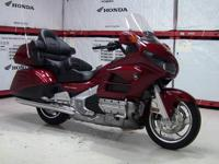 2013 Honda Goldwing GL 1800 HPM New Colors For the 2013