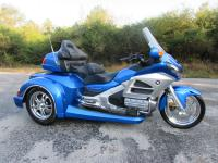 2013 HONDA GOLDWING GL1800 ROADSMITH TRIKE BY TRIKE
