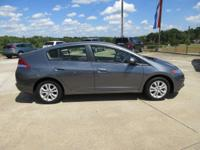 Safe and reliable, this Used 2013 Honda Insight EX