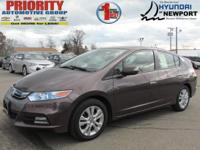 This 2013 Honda Insight in Middletown, RI allows you to