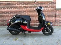 Im selling a 2014 Honda Metropolitan Scooter. It simply
