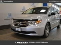 CARFAX 1-Owner, Honda Certified, ONLY 44,930 Miles!
