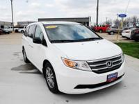 Looking for a clean, well-cared for 2013 Honda Odyssey?