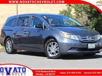 Recent Arrival! New Price! CARFAX One-Owner. Gray FWD