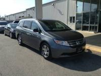 2013 Honda Odyssey Mini-van, Passenger EX Our Location