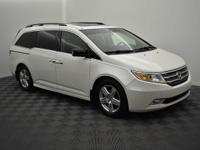 Recent Arrival! 2013 Honda Odyssey Touring Elite