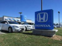 Terrific Condition, Honda Certified, CARFAX 1-Owner,
