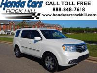 CARFAX 1-Owner, Hendrick Certified, Excellent