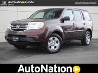 2013 Honda Pilot Our Location is: AutoNation Honda