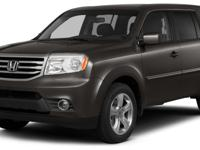 Options:  2013 Honda Pilot Ex-L|Recent Arrival! Carfax