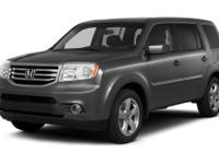 Options:  2013 Honda Pilot Ex-L|Miles: 27114Color:
