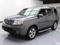 This awesome 2013 Honda Pilot comes loaded with the