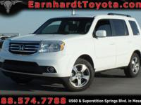 It is our pleasure to offer you this 2013 Honda Pilot