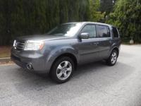 We are excited to offer this 2013 Honda Pilot. Your