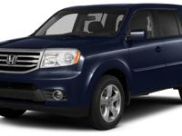 Options:  2013 Honda Pilot Ex-L W/ Res|Miles: